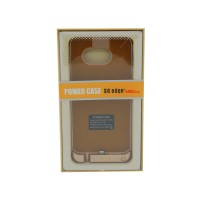 PRS 4800mAh Battery Case For Samsung S6 Edge Plus (Gold)