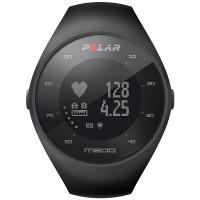 Polar M200 GPS + HR Running Watch (Black)