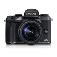 Canon Mirrorless Camera EOS M5 Kit (EF M18-150mm)