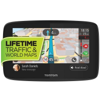 TomTom GO520 Touch Screen GPS [5inch]