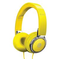 Sonic Gear Earpump Studio 2 Headphone (Yellow)