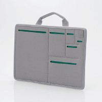 Elecom Bag for 8.4 to 10.5 inch Tablets (Grey)