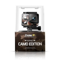 ISAW Wing Camo Edition Action Camera