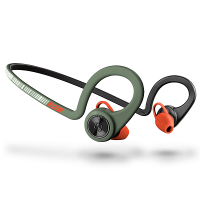 Plantronics BackBeat Fit Bluetooth Earphones (Stealth Green)