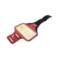 PLG-G Armband up to 6 inch (Red)