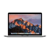 MacBook Pro 13-inch (Space Gray) 2.3GHz dual-core (Intel Core i5 8GB,128GB SSD storage)