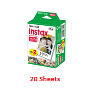 Fuji Photo Instax Mini G (Plain) -Twin Pack -20 Sheets