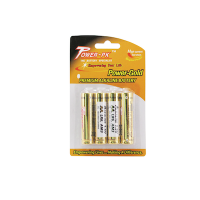 PowerPack AA Alkaline 4 pc Blister