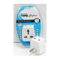 SoundTeoh TP17 Travel Adaptor