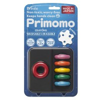 Primomo Ring Crayons (6 Colours)