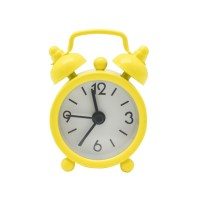 PLG MC-05 Mini Clock (Yellow)