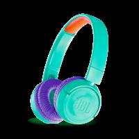 JBL [JR300BT] Kids Bluetooth Headphones (Teal)