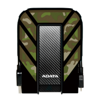 ADATA HD710M 1TB HDD  (Miltary Rugged)