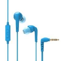MEE Audio RX18P Earphones + Mic (Blue)