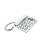 Uniden AT6408 Big Button/Display One Way Speakerphone (White)