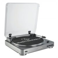 Audio Technica AT-LP60 Turntable (Gun Metallic)