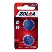 ZOLTA Lithium CR2025 3V (2pcs)