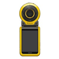 Casio EX-FR100 Active Selfie Camera (Yellow)