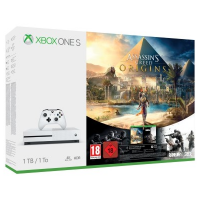 Xbox One S Assassins Creed Origins Bonus Bundle (1TB)