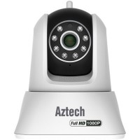 Aztech Full HD Wireless IP Camera w/ Pan & Tilt (WIPC411FHD)