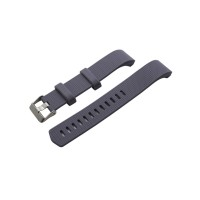 PRS SGW-03 Watchband For Fitbit Charge 2 Strap (Grey)