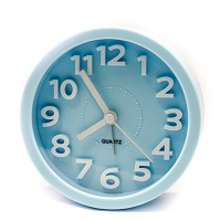 PRS Clock Small Circular (Blue)