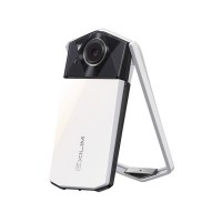 Casio EX-TR70 Beauty Selfie Camera (White)