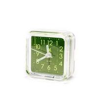 PRS C03 Transparent Clock (Green)