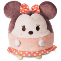 Disney Ufufy Small Minnie Mouse [4.5 inch]