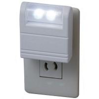 ELPA LED Light With LED Sensor Light (PM-L310 W) White