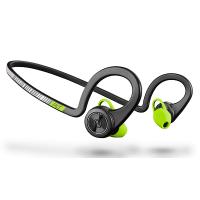 Plantronics BackBeat Fit Bluetooth Earphones (Black Core)