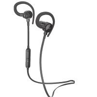 iLuv FitActive Jet 2 Sports Bluetooth Earphones (Black)