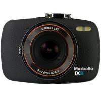 Marbella LX3 FHD Driving Recorder (Black)