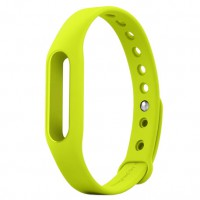 XiaoMi MiBand Pulse HR FItness Tracker Accessory Band (Green)