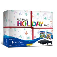 PS4 500GB Ultimate Holiday Pack (PCAS00078HA)