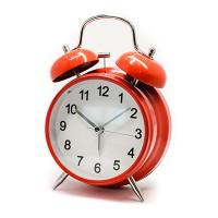 PRS Clock Iron Ring (Red)