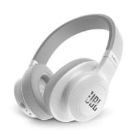 JBL E55BT Headphones (White)