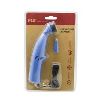 PLG USB Vacuum Cleaner (Blue)