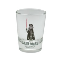 Star Wars Mini Glass Tumbler Darth Vader