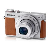 Canon Powershot G9X Mark II Camera (Silver)