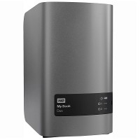 WD MY BOOK DUO 3.5