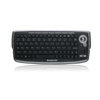 Iogear [GKM681R] Wireless Keyboard with Trackball