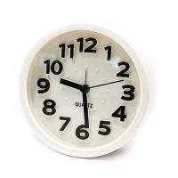 PRS Clock Small Circular (White)
