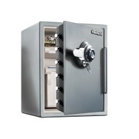 SentrySafe SFW205DPB Fire & Water Resistant Combination Safe
