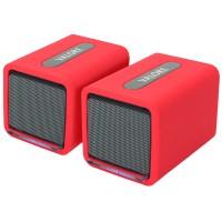 VALORE Wireless Stereo Speaker BTS126 (Red)