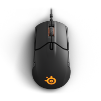 SteelSeries 62432 Sensei 310 Ambidextrous Mouse (Black)