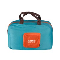 Romix Travel Collapsible Handbag (Blue)