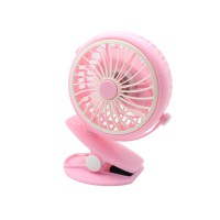 PLG USB Fan with Clip (Pink)