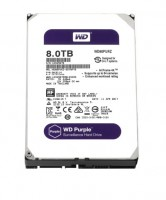 WD Internal Storage Performance Desktop Hard Drive 8TB [WD80PURZ] (Purple)