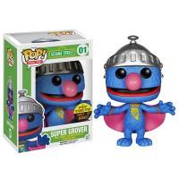 Funko POP! TV: Sesame Street - Super Grover
